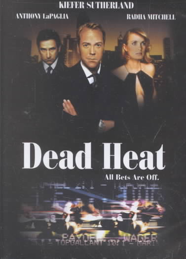 DEAD HEAT BY SUTHERLAND,KIEFER (DVD)