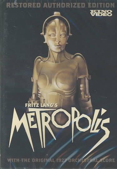 METROPOLIS BY LANG,FRITZ (DVD)