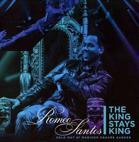 KING STAYS KING:SOLD OUT AT MADISON S BY SANTOS,ROMEO (CD)