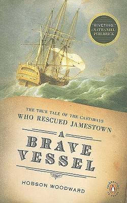 A Brave Vessel By Woodward, Hobson