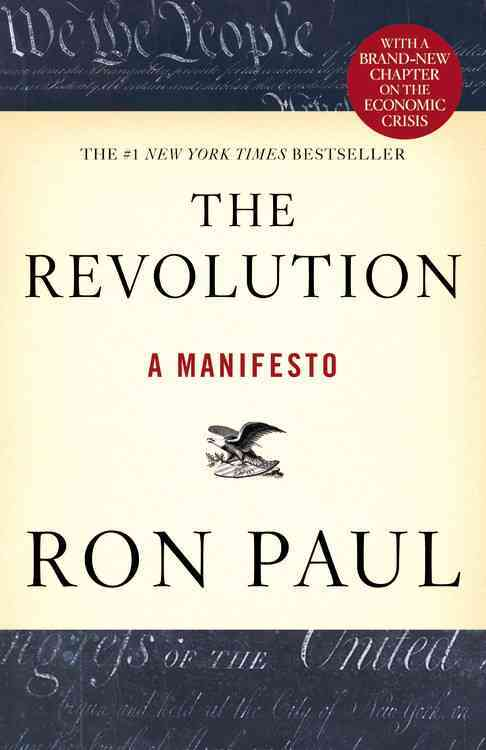 The Revolution By Paul, Ron